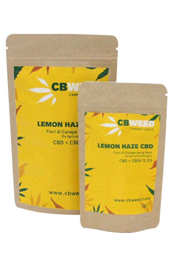 Lemon Haze CBD – 2g